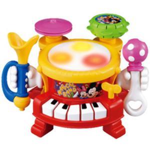 リズムあそびいっぱいマジカルバンド トゥーンタウンミッキー ( 1個 )/ タカラトミー ( おもちゃ 遊具 楽器玩具 )|netbaby|03