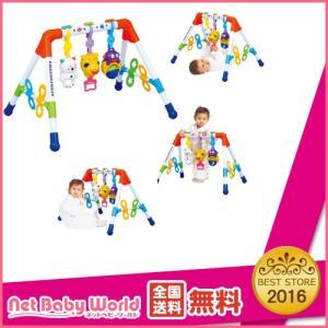 ベビージム メロディFunFunジム ローヤル Royal Toyroyal 遊具 新生児 おもちゃ|netbaby