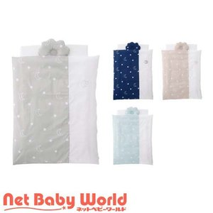 抗菌クレンゼミニ布団6点セット ( 1セット )/ カトージ(KATOJI) ( ベビーベッド 寝具 組布団 )|netbaby
