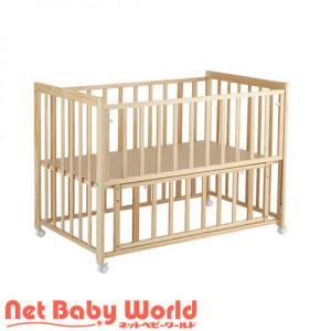 ベッド キュート ナチュラル ( 1台 )/ カトージ(KATOJI)|netbaby