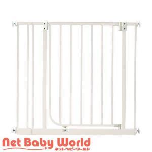 NEWベビーズゲイト123 ホワイト ( 1セット )/ 日本育児 ( ベビーゲート )|netbaby