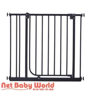 NEWベビーズゲイト123 ブラック ( 1セット )/ 日本育児 ( ベビーゲート )|netbaby