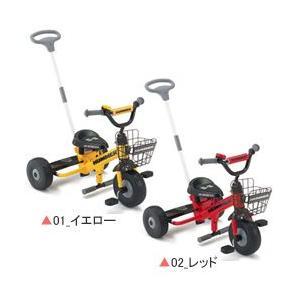 乗用玩具 乗り物 ハマー 三輪車 HUMMER TRICYCLE ジック 【手押し棒付】 のりもの|netbaby|02