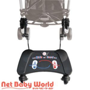 ママつれてって!静音 ブラック ( 1台 )/ 日本育児 ( ベビーカー バギー オプション )|netbaby