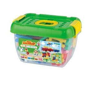 おもちゃ 知育玩具 2歳 ブロック ニューブロック はじめてのセット2 学研ステイフル 学研|netbaby|02