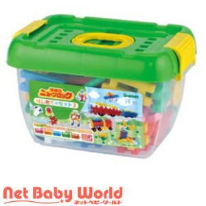 ニューブロック はじめてのセット2 ( 1セット )/ 学研 ( おもちゃ 遊具 ブロック )|netbaby
