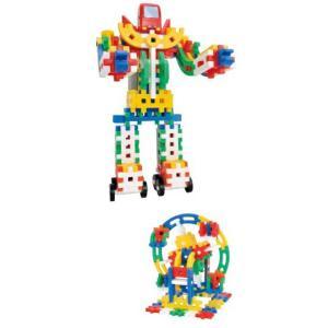 送料無料 ニューブロック たっぷりセット 83159学研ステイフル 学研 知育玩具|netbaby|03