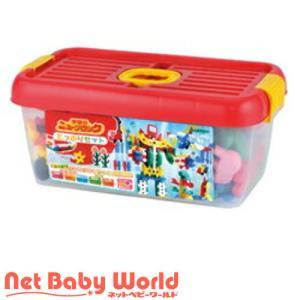 ニューブロック たっぷりセット ( 1セット )/ 学研 ( おもちゃ 遊具 ブロック )|netbaby