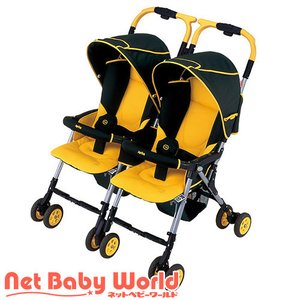 ネルッコベッド ツインズサーモ 背面 ( 1台 )/ アップリカ(Aprica)|netbaby
