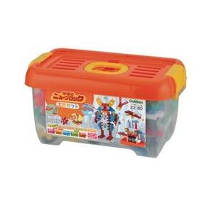 おもちゃ ブロック 知育玩具 2歳 ニューブロック 工具セット 83146  学研ステイフル 学研|netbaby|02