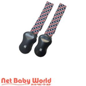 コットンファブリック ブランケットクリップ アメリカンスター ( 2個 )/ 赤ん坊カンパニー netbaby
