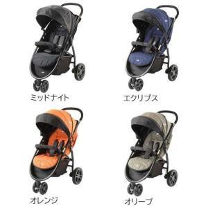 3ホイールベビーカー ライトトラックス ( 1台 )/ カトージ(KATOJI) ( ベビーカー バギー A型ベビーカー )|netbaby|02
