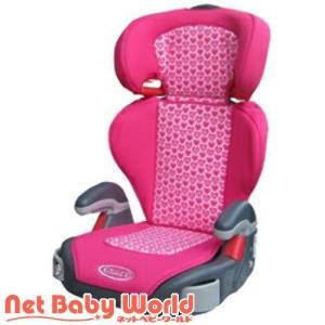 グレコ ジュニアシート ジュニアプラス カラーズ ピンク GRACO チャイルドシート|netbaby