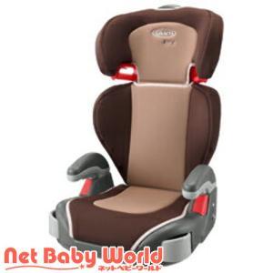ジュニアシート グレコ ジュニアプラス カラーズ ブラウン GRACO チャイルドシート|netbaby