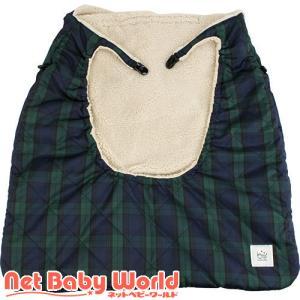 バディバディ タフタ*フリース 3wayフィットケープ タータンチェック 1個 バディバディ 抱っこひも スリング ベビーケープ の商品画像|ナビ