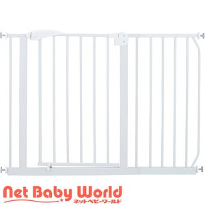 ベビーゲート ベビーセーフティオートゲート  Katoji 【設置幅105×115cm】 セーフティー 柵 フェンス|netbaby