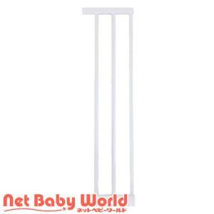ベビーズゲイト専用拡張パネル20cm ホワイト ( 1個 )/ 日本育児 ( ベビーゲート セーフティグッズ )|netbaby