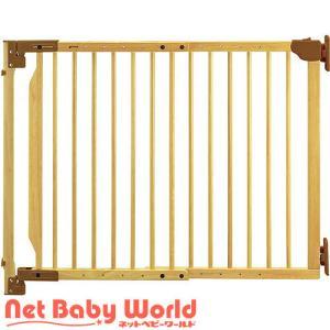 送料無料 階段の上でも使える 木のバリアフリーゲート リッチェル Richell ベビーゲート 階段上用ゲート|netbaby