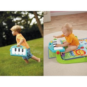 あんよでキック!4WAYピアノジム ( 1個 )/ フィッシャープライス|netbaby|05