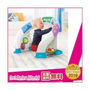 おもちゃ 知育玩具 お座り カラフルライト サウンド バイリンガル プレイアーチ DGR58 英語 音楽 3Way フィッシャープライス Fisher-Price|netbaby