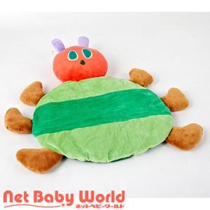エリックカール はらぺこあおむし NEW インテリアふんわりマット EricCarle 日本育児 Nihonikuji プレイマット|netbaby