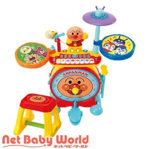 アンパンマン ノリノリライブ BIG電子ドラム&キーボード ( 1個 )/ ジョイパレット|netbaby