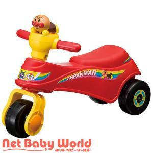 アンパンマン わんぱくライダー アガツマ Agatsuma 三輪車のりもの・自転車用チャイルドシート 乗用玩具の商品画像