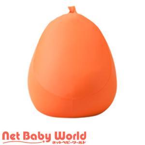 MOGU フィットチェア オレンジ ( 1個 )/ MOGU ( ママグッズ マタニティグッズ ) netbaby