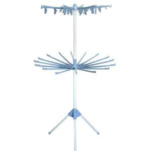 女性でもらくらく、簡単組立て 干すのにも取入れにも便利な回転式 梅雨時期や、花粉対策にもバッチリ パ...