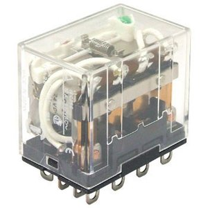 オムロン LY4N-DC24V 動作表示灯内蔵形バイパワーリレー 極数4 DC24V