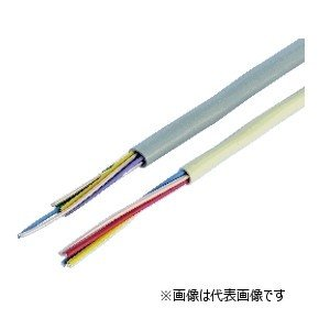 冨士電線 AE 1.2-2C 警報用ポリエチレン絶縁ケーブル 屋内専用 2心 1.2mm 200m ...