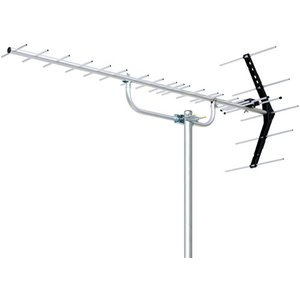 DXアンテナ UA20 UHF20素子アンテナ 中・弱電界用 水平垂直偏波 75Ω