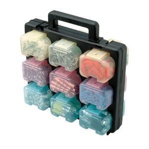 ■説明:パーツボックスの概念を変えた、ケースのないパーツボックスです。 ■特長:外枠に透明中箱がセッ...