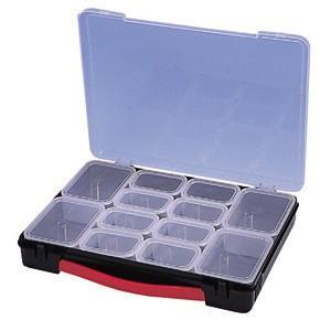 ■説明:透明フタ+透明中箱で収納物が一目でわかるパックチェンジシステムです。 ■特長:フタが透明なの...