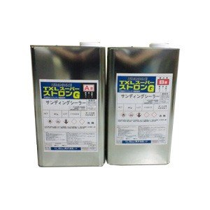 カシューTXLスーパーストロンGサンディングシーラー 8kgセット|netdesimamoto