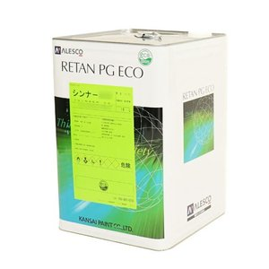 関西ペイントレタンPGエコシンナー30遅乾 16L|netdesimamoto