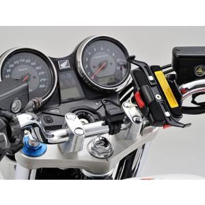 電源の取り出しは、ブレーキスイッチの平端子に割り込ませるだけなので取り付け簡単。電源供給はメインキー...