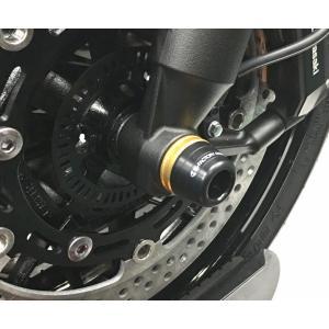 アクシデント時にアクスルシャフト部分のダメージを軽減します。 スライダーはジュラコン製で、K-FAC...