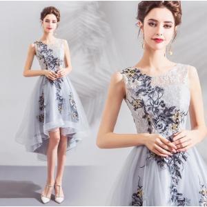 1a6f2ff79c577 ウェディングドレス ミモレ丈 花嫁 二次会 ドレス カラードレス 結婚式手作り ウエディングドレス ワンピース ミニ