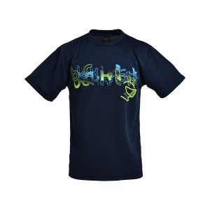 black knight T-1106 ブラックナイト bkTシャツ ネイビー(NVY)2021春夏新商品 ユニサイズ netintm
