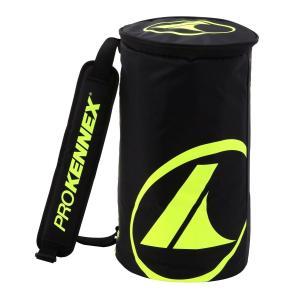 プロケネックス ボールバッグビッグ ブラック  AYBG1702 PROKENNEX Ball Bag Big Black|netintm