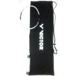 【ビクター ハイパーナノX600】 ガット張り上げサービス! VICTOR HYPERNANO X 600【HX-600】バドミントンラケット|netintm|02