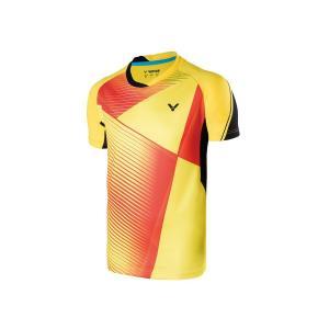 VICTOR(ビクター)T-70009 UNIゲームシャツ 日本バドミントン協会審査合格品|netintm