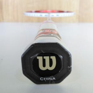 ウイルソン フィアースCX9000スパイダー バドミントンラケット 5UG5 ヘッドヘビー WRT8865202 Wilson FIERCE CX 9000 SPIDER|netintm|18