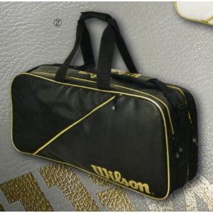 ウイルソン レクタングルバッグ4 ブラック WRZ894600 Wilson RECTANGLE BAG IV netintm