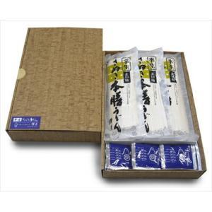 香川県 半生 讃岐 うどん セット 1.8kg 化粧箱(うどん300g×6、つゆ付き20ml×18)