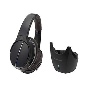 audio-technica デジタルワイヤレスヘッドホンシステム Bluetooth ハイレゾ音源...