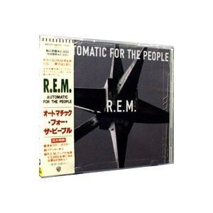 R.E.M./オートマチック・フォー・ザ・ピープル|netoff2