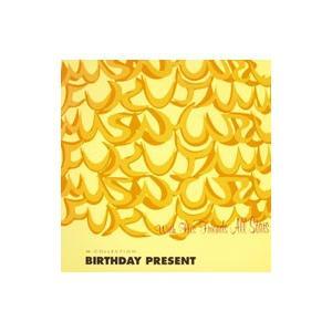 映画『BIRTHDAY PRESENT』のサウンドトラック。人気絶頂の彼だから、ヴォーカル入りの曲も...
