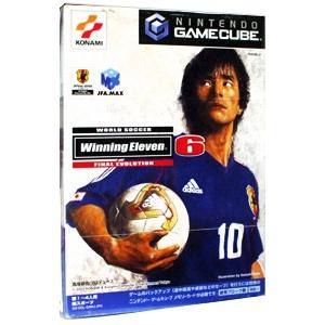 GC/ワールドサッカー ウイニングイレブン6ファイナルエヴォリューション|netoff2